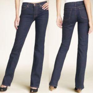 J BRAND Mid Rise Straight Leg 805 Jeans 27